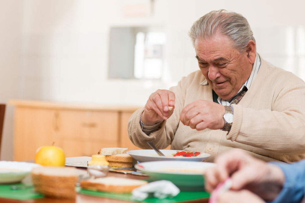 Meals and Nutritional Counseling